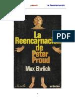 Ehrlich Max - La Reencarnacion de Peter Proud
