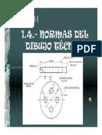 Normas Del Dibujo Tecnico