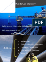 01 Overview of Upstream Oil & Gas Industry