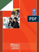 Mexico y Las Sociedades Del Conocimiento PNUD Final