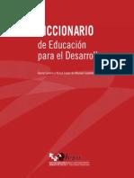 Diccionario de Educación para el Desarrollo