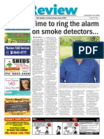 Time To Ring The Alarm On Smoke Detectors