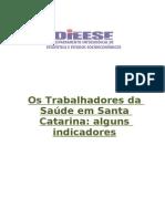 Perfil Trabalhadores Da Saude SC - 03.2012