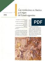 emancipación rio de la plata 1810