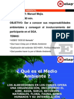 CONCIENTIZACION AMBIENTAL