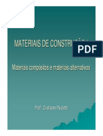 Mat i Materiais Alternativos Compositos