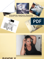 Equipos Radiologicos