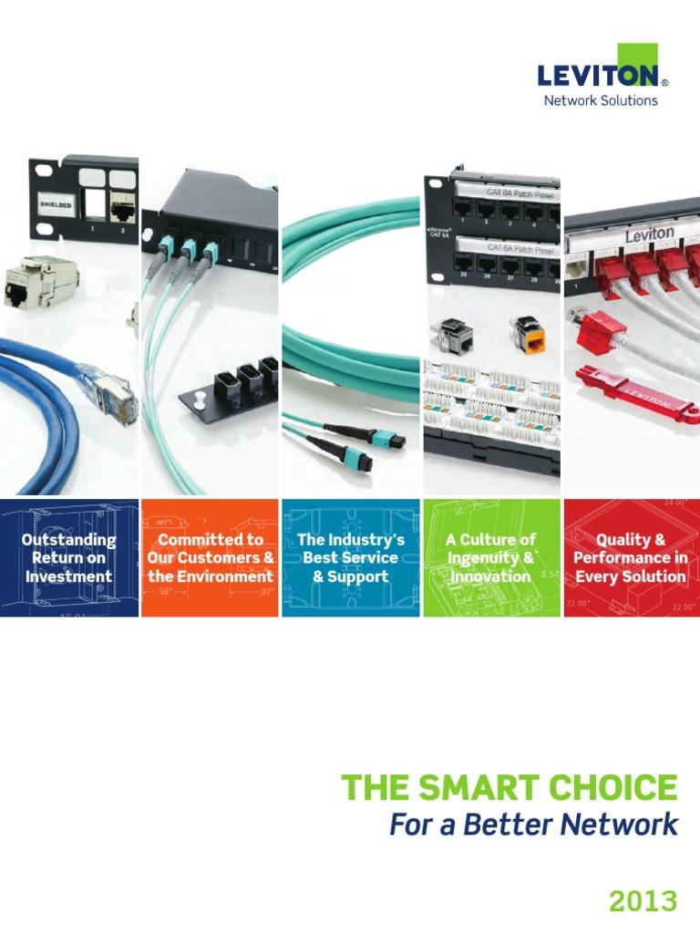 Utf 8es Es2013 Leviton Ns Catalog Full Lr Electrical Connector Fujikura Wiring Harness India Data Center
