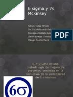 2. Six Sigma y 7s Mckinsey
