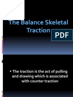 2.Balance Skeletal Traction