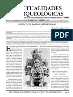 Actualidades Arqueológicas N° 15 y 16