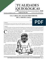 Actualidades Arqueológicas N° 17 y 18