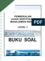 Buku Soal UMKR Level 1 (1-9)
