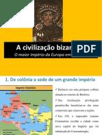 A civilização bizantina
