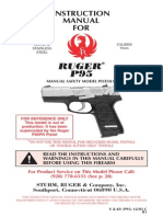 Ruger p95 Instruction Manual