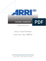 ARRI Lighting Handbook 3rd Edition March 2012