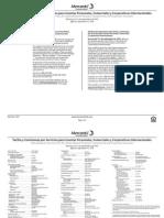 Tarifas y Comisiones 2013 (Internacionales)