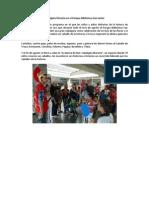 Cabalgata Literaria en El Parque Biblioteca San Javier