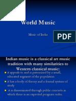 World Music Indian Music