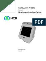 ncr7402 serviceGuide