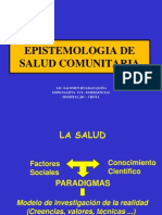 1. Epistemologia Salud Comunitaria