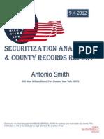 Sample Securitization Audit