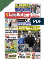 LE BUTEUR PDF du 29/06/2009