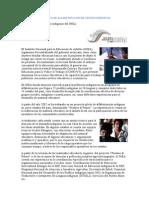 PROYECTO DE ALFABETIZACIÓN DE GRUPOS INDÍGENAS-Mexico