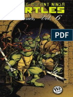 Teenage Mutant Ninja Turtles Classics, Vol. 6 Preview
