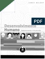Desenvolvimento Humano - Experimentando o Ciclo Da Vida - Pag 01 a 98