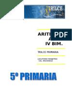 Aritmetica IV Bim