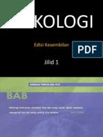 Psikologi - Wade Dan Tavris - Jilid 1 {PowerPoint 2007)