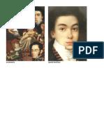 Linea Del Teimpo Vida de Bolivar