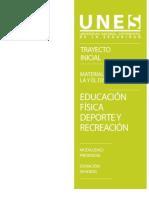Material Discente Educacion Fisica Deporte y Recreacion