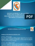 Decreto Supremo No 066-2007-Pcm