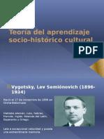 Teoría del aprendizaje socio-histórico cultural