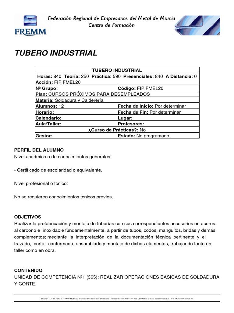 Tubero Industrial