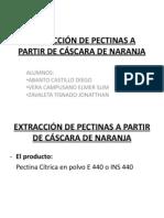 EXTRACCIÓN DE PECTINAS A PARTIR DE CÁSCARA DE.pptx
