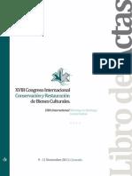 20111209Proteccion Arte Accesibilidad Discapacidad Visual CongGranada PUBLICACION