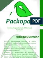 Packopack_Organizacion