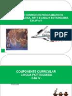 2 Segmento - Lingua Portuguesa_ Arte e Lingua Estrangeira Eja IV e Eja V