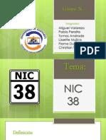 Expo NIC 38 Y 18