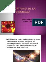 la impotancia de inmunologia castillo tobon yessica nutricion generacion 38.pptx