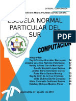 Caratula Normal Moderna 2013