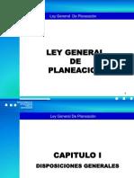Ley de Planeacion FCARM
