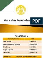 Marx dan Perubahan Sosial.ppt