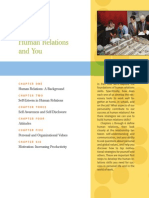 Human Relations & You