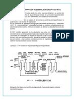 Proceso de Produccion de Dodecilbenceno