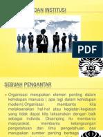 Organisasi & Institusi.pptx
