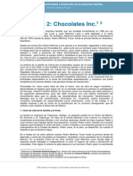 Caso 2 - Chocolates Inc.